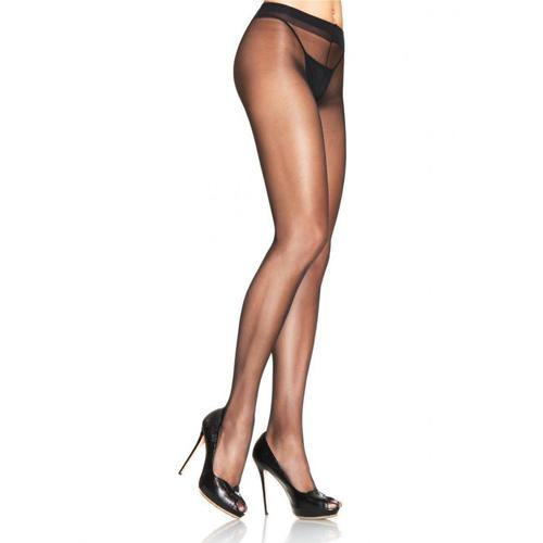 Leg Avenue Basic tights - black.
