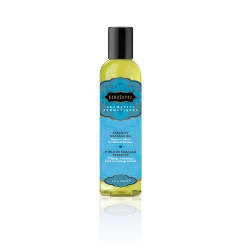 KamaSutra Aromatic Massage Oil - Serenity 59 ml.