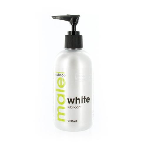 male MALE - White Lubricant (250ml).