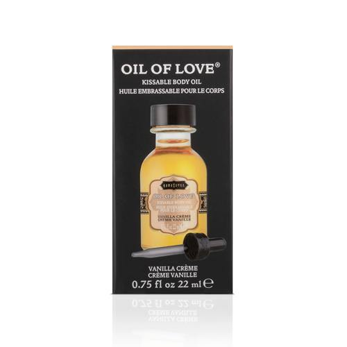 KamaSutra Oil of Love - Vanilla Creme 22 ml - Lovematic.ie