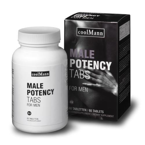 Coolmann CoolMann male potency tabs.