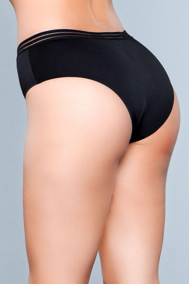 Be Wicked Roxy Panty - Black.