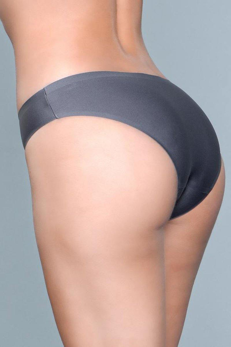 Be Wicked Regina Panty - Grey.