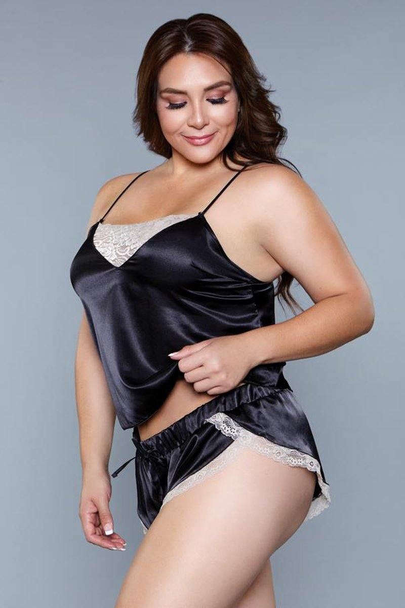 Be Wicked Abby Set - Plus Size - Lovematic.ie