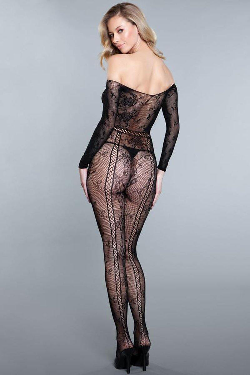Be Wicked Silent Movies Bodystocking.
