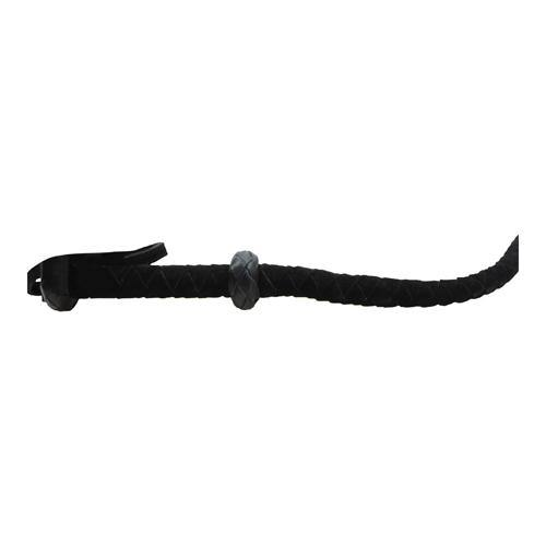 Zado Single Tail Leather Whip - Lovematic.ie
