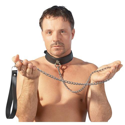 Zado Leather Leash - Lovematic.ie
