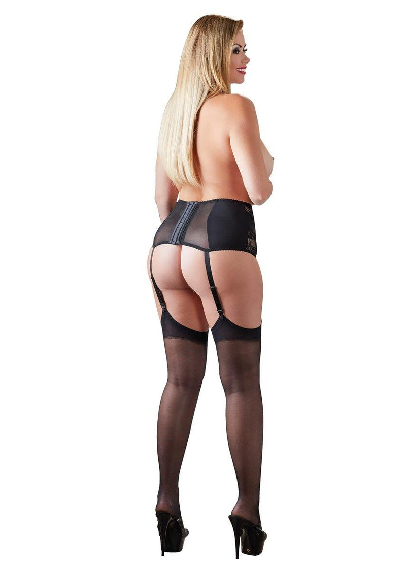 Cottelli Collection Suspender Belt.