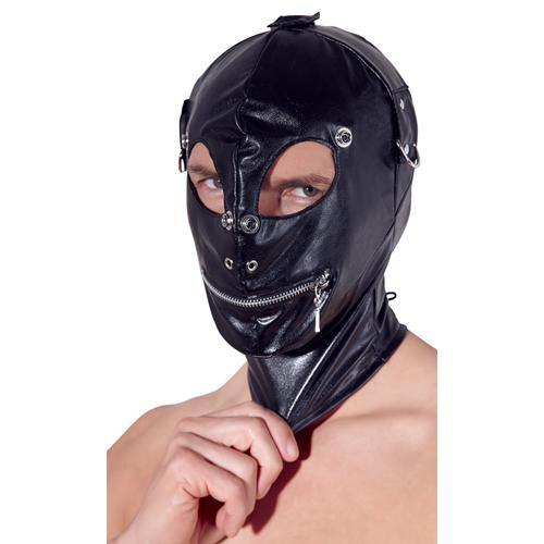 Fetish Collection Imitation Leather Mask.