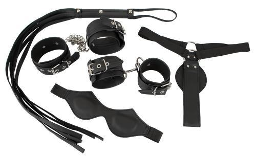 Vegan Fetish Vegan Bondage-Set.