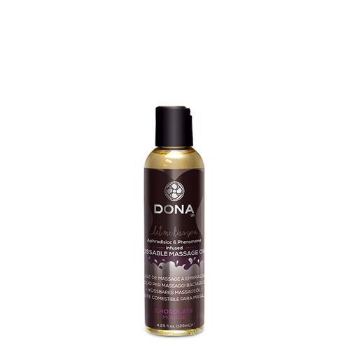 Dona-by-Jo Dona Kissable Massage oil Chocolate.