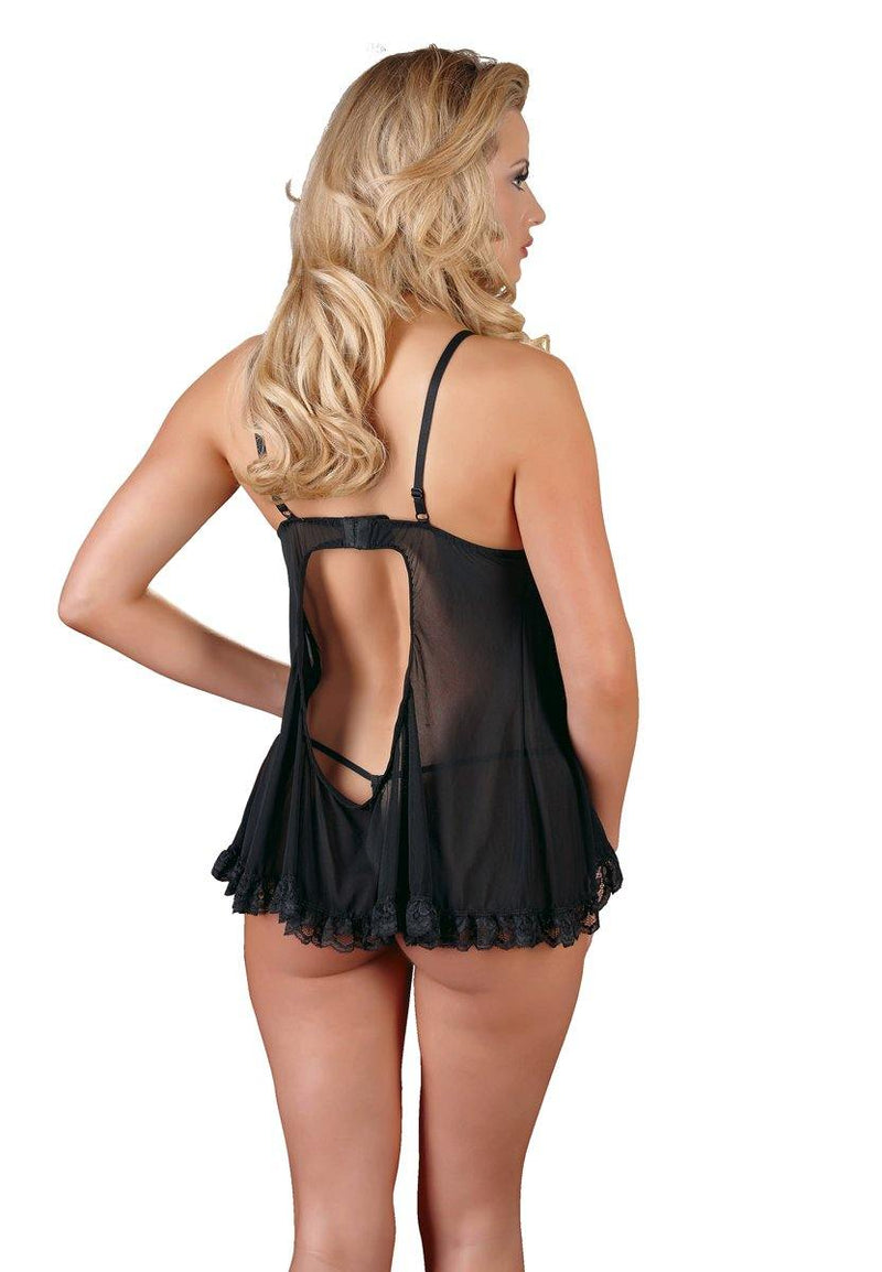 Cottelli Collection Babydoll Ruffles.