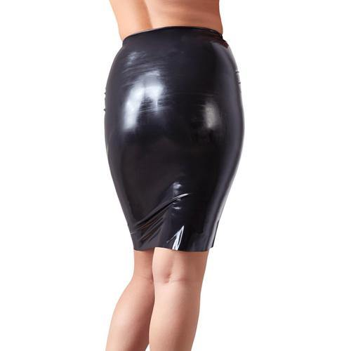 The Latex Collection Latex Skirt.
