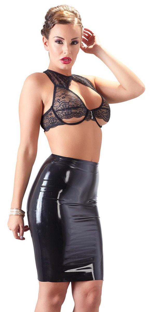 The Latex Collection Latex Skirt - Lovematic.ie