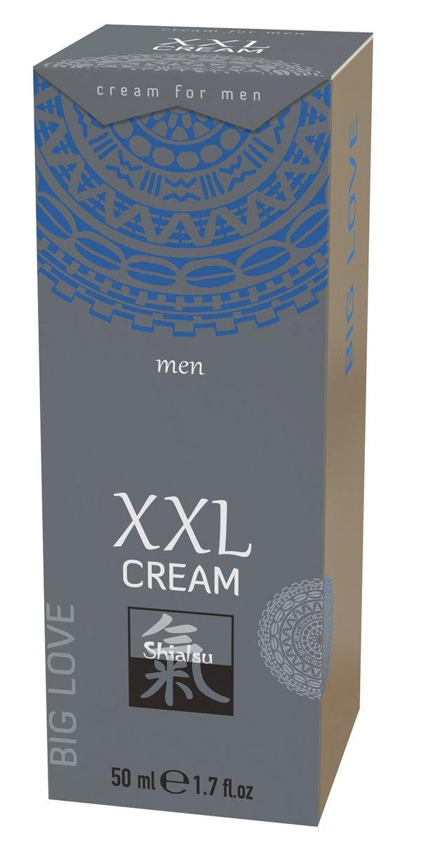Shiatsu XXL Cream - Ginko & Ginseng & Japanese Mint - Lovematic.ie
