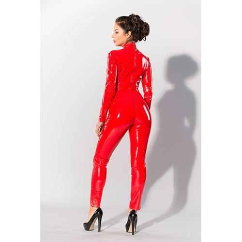 Guilty Pleasure GP Datex Catsuit With Zipper At The Back - Lovematic.ie