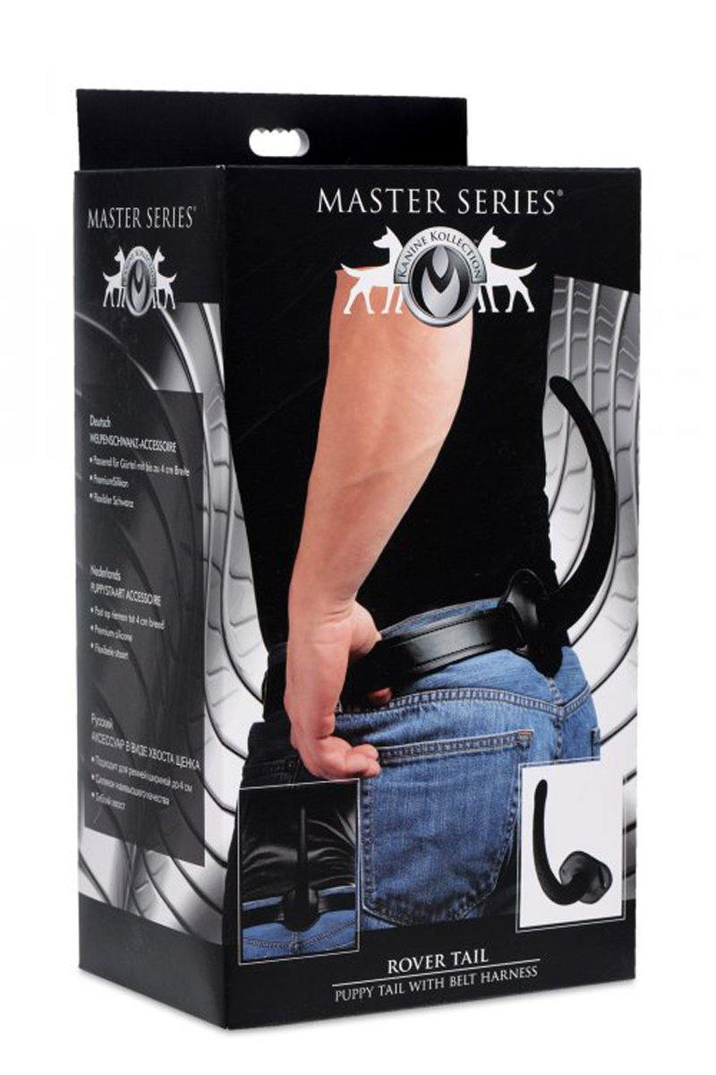 Master Series Rover Tail Puppy Tail - Lovematic.ie