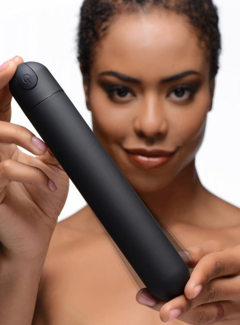 Bang! Bang! XL Vibrator - Black.