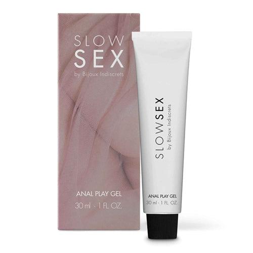 Slow Sex Anal Play Gel - 30 ml - Lovematic.ie