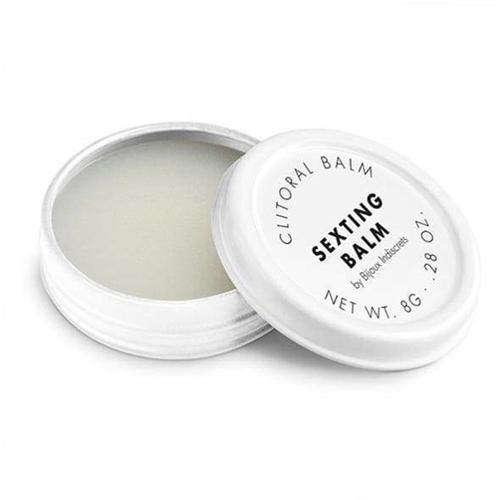 Bijoux Indiscrets Clitherapy Clitoral Balm - Sexting Balm.