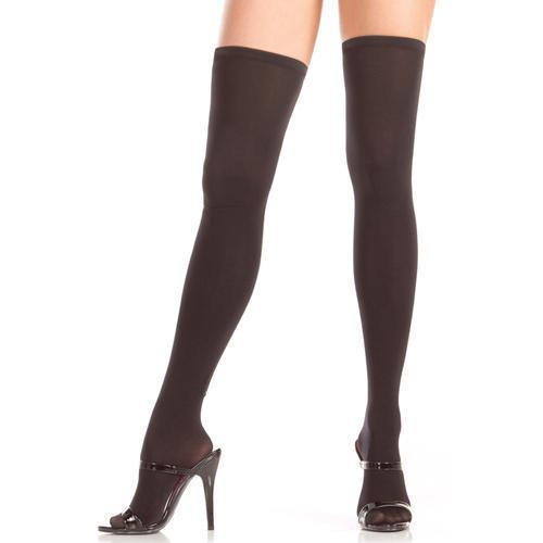 Be Wicked Basic Stockings - Black.