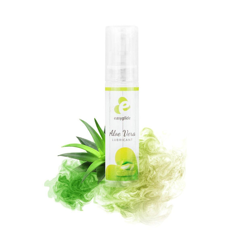 EasyGlide EasyGlide Aloe Vera Waterbased Lubricant  - 30ml - Lovematic.ie