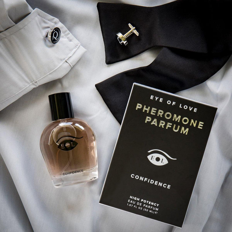 Eye Of Love Eye of Love Confidence Pheromones Perfume - Male to Female.