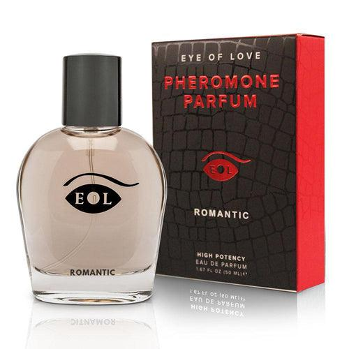 Eye Of Love Romantic Pheromones Perfume - Man/Woman - Lovematic.ie