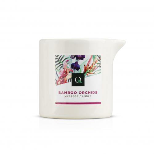 Exotiq Exotiq Massage Candle Bamboe Orchideeën - 60g - Lovematic.ie