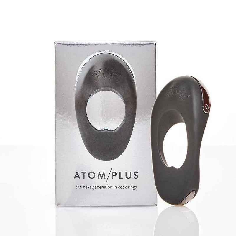 Hot Octopuss ATOM PLUS Vibrating Cock Ring - Lovematic.ie