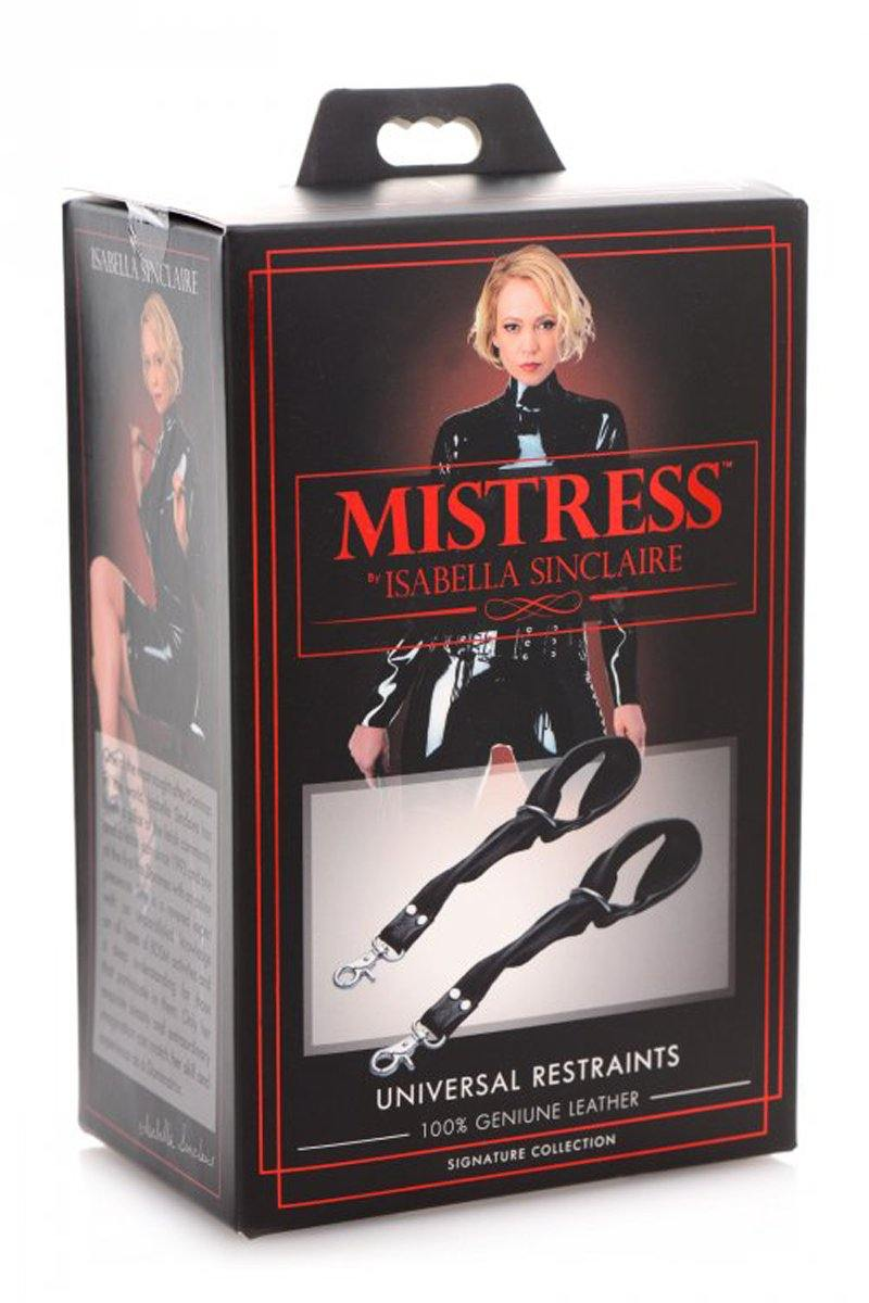 Mistress by Isabella Sinclaire Isabella Sinclaire Universal Cuffs.