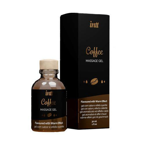 INTT Massage Gel - Coffee.