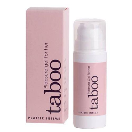 Ruf Taboo Pleasure Gel For Women 30 ML.
