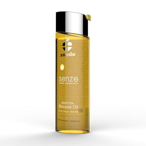 Swede Seduction Massage Oil - 75ml.