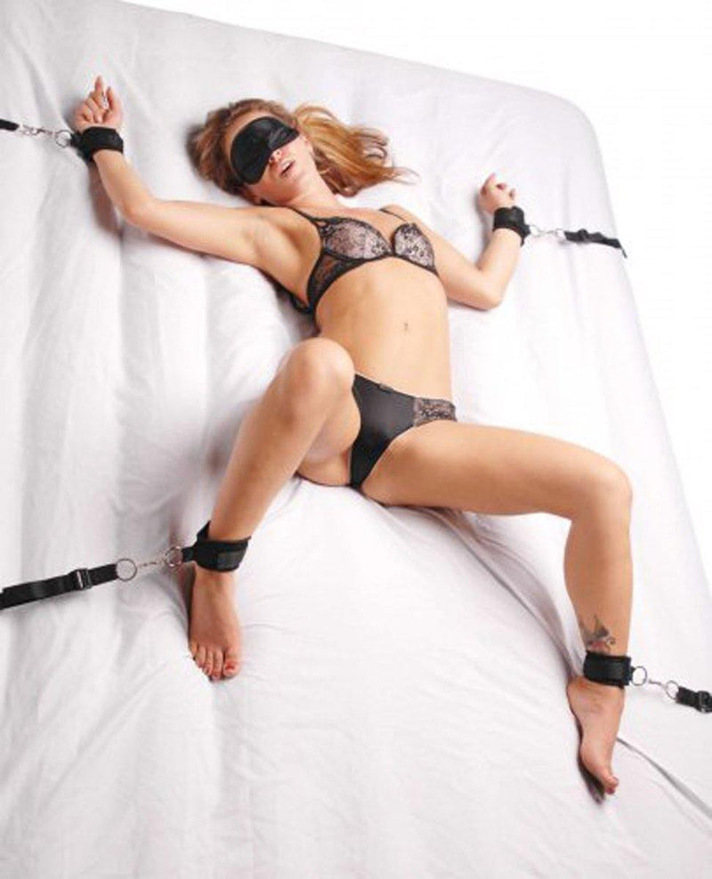 Frisky Frisky Bedroom Restraint Kit - Lovematic.ie