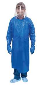 Duraguard TF1 Isolation Gowns (Sold in Cases of 200) $520.00/Case ($2.60/Gown)