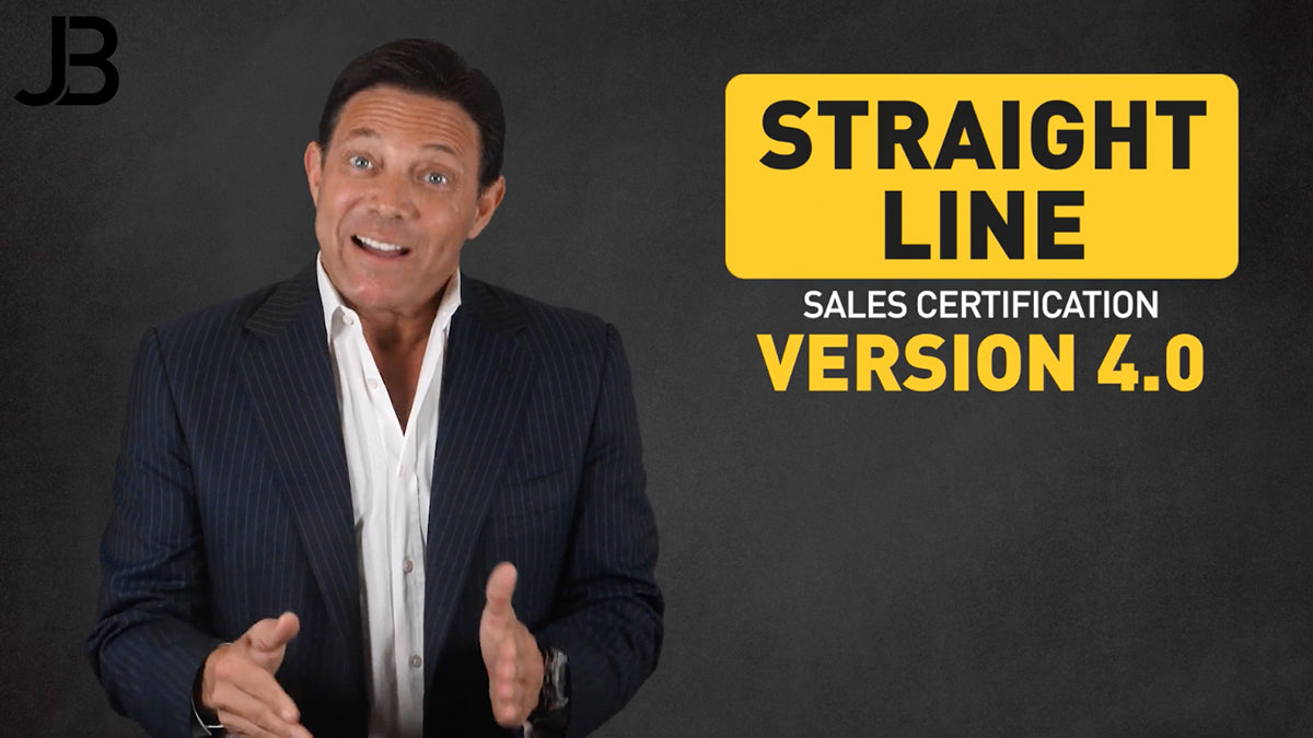 Straight Line Sales Certification