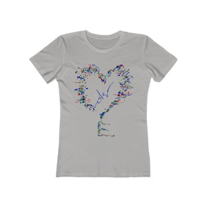 "Heartkey Women's ""The Boyfriend Tee"""