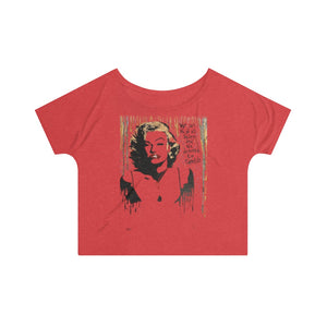 Marilyn by Loki Women's Slouchy Top
