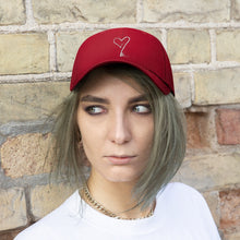 Load image into Gallery viewer, Loki Heartkey Unisex Twill Hat