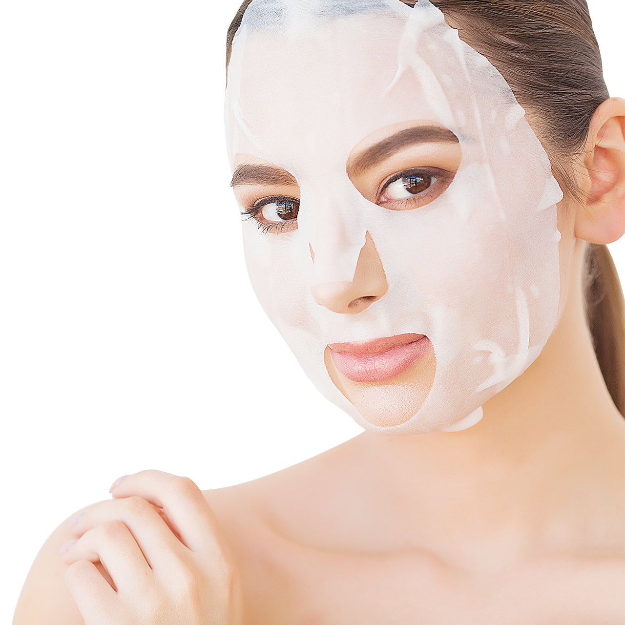 Virgin Grace Hyalu Plus Up Mask Sheet