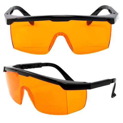 Smart UV Glasses
