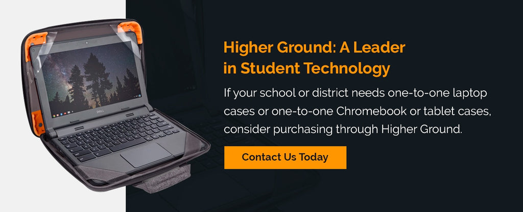 A leader in student technology protection