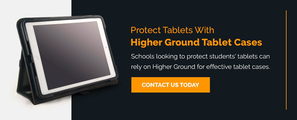 protect your tablets with higher ground cases