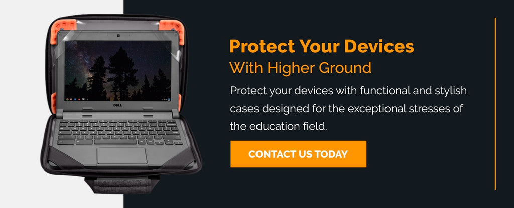 protect your devices with higher ground