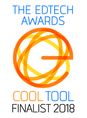 The Edtech Awards Cool Tool Finalist 2018