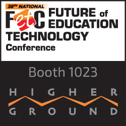 FETC booth location 1023