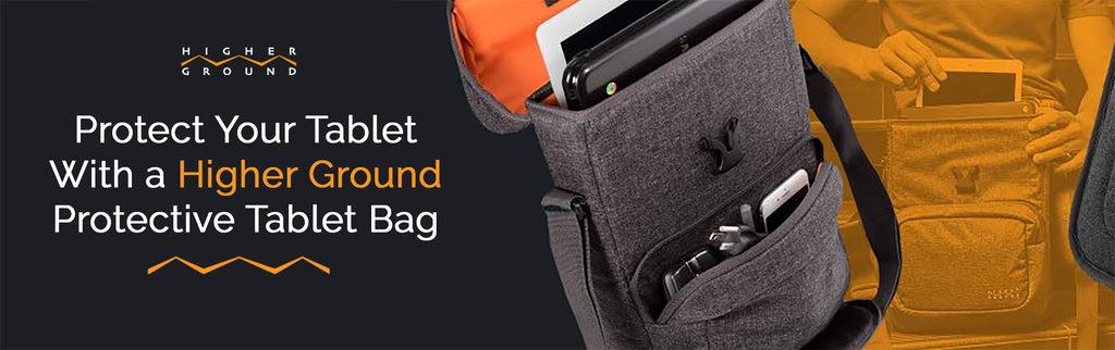 rugged tablet bags