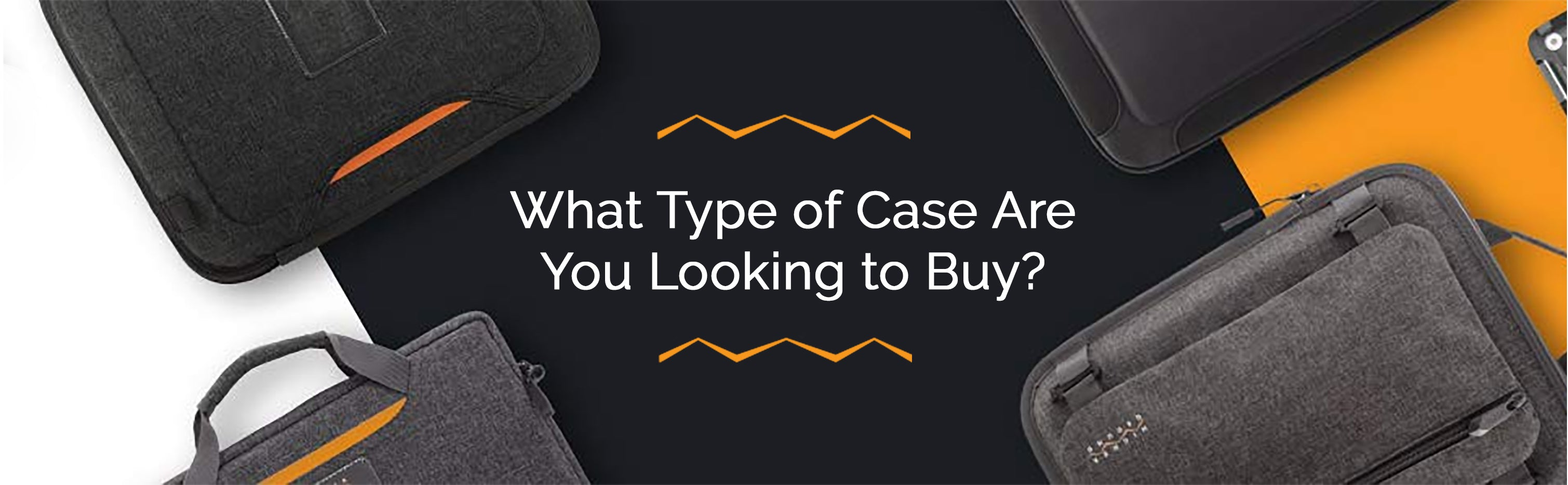 What Type of Case Are You Looking To Buy?