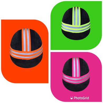 HI Viz hatband - fits any traditionally shaped hat/skullcap